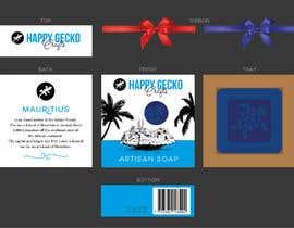 xexexdesign tarafından Packaging Design: Souvenir Gift Box for Artisan Soap (Guaranteed!) için no 4