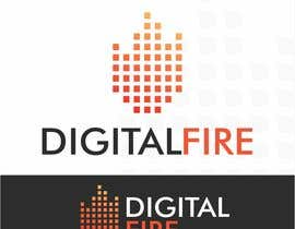 #84 for Digital Fire Logo Design by AntonLevenets