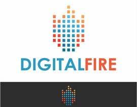 #101 for Digital Fire Logo Design by AntonLevenets