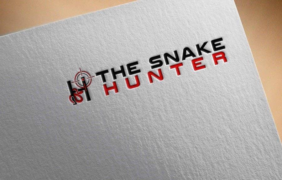 Penyertaan Peraduan #                                        34                                      untuk                                         Design a Logo for The Snake Hunters