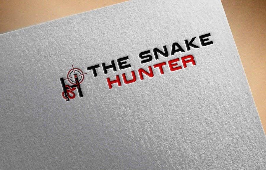 Penyertaan Peraduan #                                        35                                      untuk                                         Design a Logo for The Snake Hunters