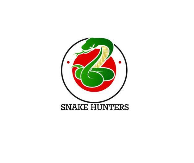 Penyertaan Peraduan #                                        37                                      untuk                                         Design a Logo for The Snake Hunters