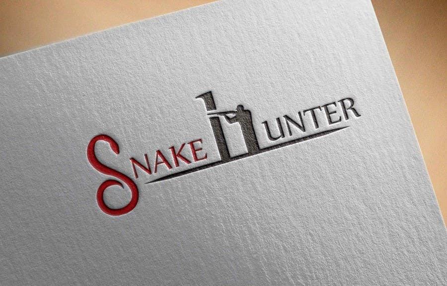 Penyertaan Peraduan #                                        30                                      untuk                                         Design a Logo for The Snake Hunters