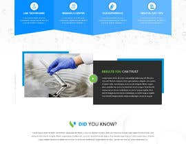 #11 for Build a website for a biotech startup company by saidesigner87