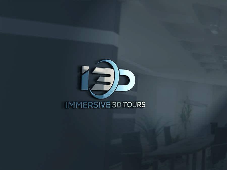 Penyertaan Peraduan #69 untuk Logo design for i3D.