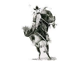 #15 cho Bull rider sketch. bởi deezzee1