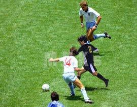 Nro 11 kilpailuun Soccer person swap käyttäjältä mhksayem