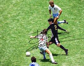 Nro 3 kilpailuun Soccer person swap käyttäjältä bhanuvashisht