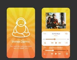 #17 for InnerJam Mobile App Needs a Launch Screen and a Music Player Screen Designed! by anikdey1996