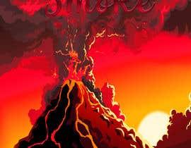 #11 для Volcano Illustration for Dart Shirt от abdallhwatany