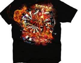 #18 для Volcano Illustration for Dart Shirt от unsoftmanbox
