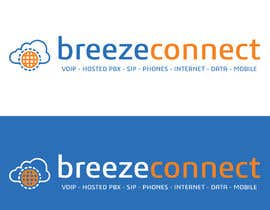 #186 для Update Breeze Connect (VOIP/Telco) Company Branding от modeleSKETCH