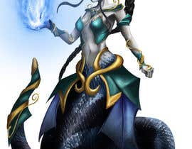 #58 for Fantasy Artists Needed for the Design of Two Female Nagas! by stefaniamar