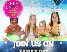 nº 13 pour Design a Flyer for Family Day par Ogisha
