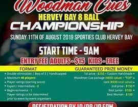 Nro 16 kilpailuun Event sports flyer käyttäjältä maidang34