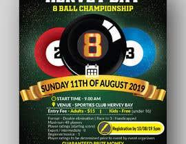 Nro 38 kilpailuun Event sports flyer käyttäjältä piashm3085