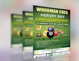 Nro 45 kilpailuun Event sports flyer käyttäjältä designcreative28