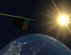 Nro 4 kilpailuun Artistic view of a satellite käyttäjältä JDalecki