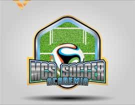 #88 для Soccer Logo от rifh76