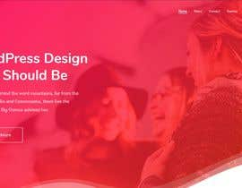 #46 for Redesign my homepage more professionall by admk80