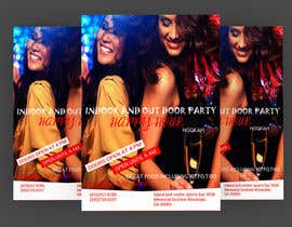 #46 for Make a flyer for a bar/restaurant by sumayahossen