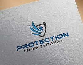 Nro 17 kilpailuun Protection From Tyranny TM käyttäjältä mahfoozdesign