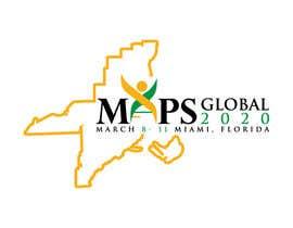 #186 untuk MAPS 20202 Logo oleh RichMind1977