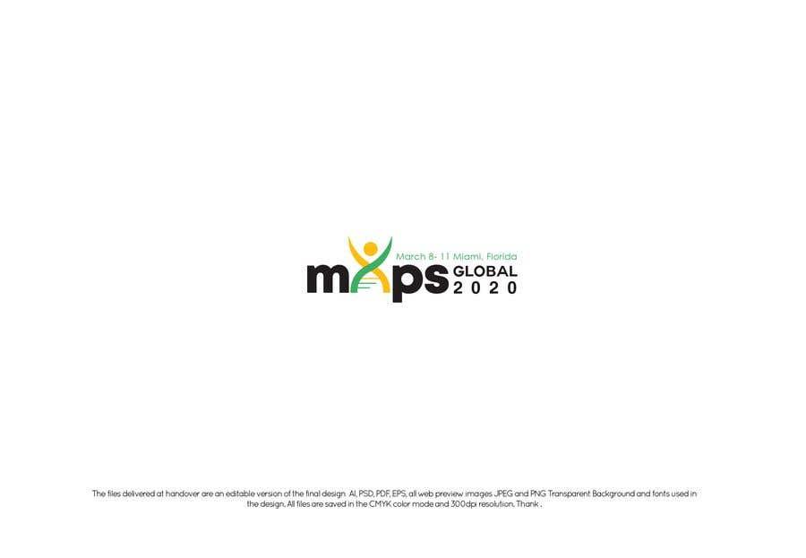 Penyertaan Peraduan #209 untuk MAPS 20202 Logo