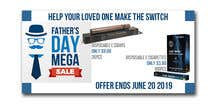 Father's Day Sale Banner için Graphic Design50 No.lu Yarışma Girdisi