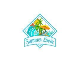 nº 105 pour Summer Lovin' Logo par tahsin076
