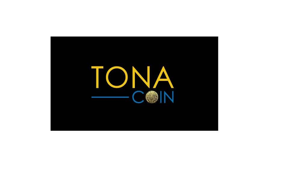 Kilpailutyö #81 kilpailussa New Cryptocurrency TONA Logo