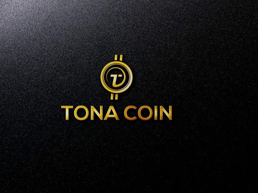 Kilpailutyö #46 kilpailussa New Cryptocurrency TONA Logo