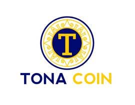 #104 para New Cryptocurrency TONA Logo por Ariful6329