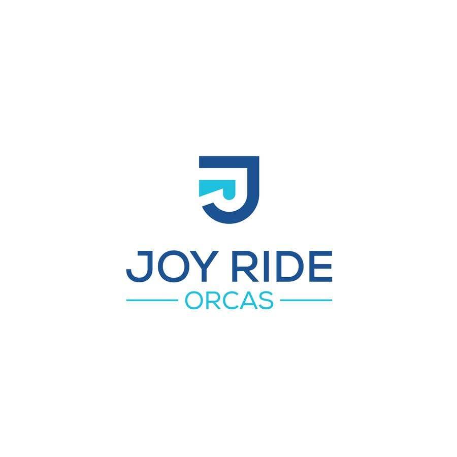 Penyertaan Peraduan #25 untuk Joy Ride Orcas Logo