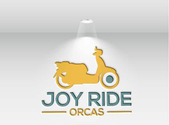 Penyertaan Peraduan #14 untuk Joy Ride Orcas Logo