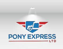"#83 for Logo for a Transporation Company, ""PONY Express Ltd."" af arafatrahaman629"