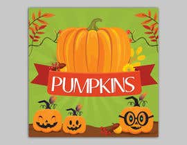 #31 for Sign for Pumpkin stand by dissha