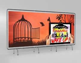 #14 untuk Banner FREEDOME oleh antarapuja182