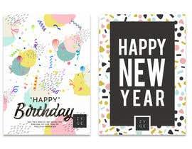 #73 untuk Corporate Birthday card & Happy  New Year oleh WinningChamp