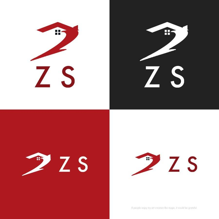 Konkurrenceindlæg #29 for I need a logo for a construction and building materials company, the initials are ZS.