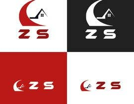 #35 para I need a logo for a construction and building materials company, the initials are ZS. por charisagse