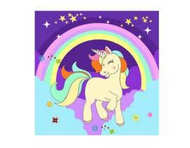 kasupedirisinghe tarafından Design a unicorn picture for nursery painting için no 148