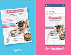 #89 for Cakes for dogs by lunaticscreative