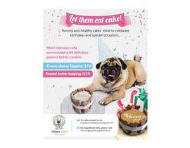 #92 for Cakes for dogs by lunaticscreative