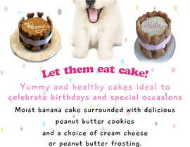 #75 for Cakes for dogs af Waseem6598