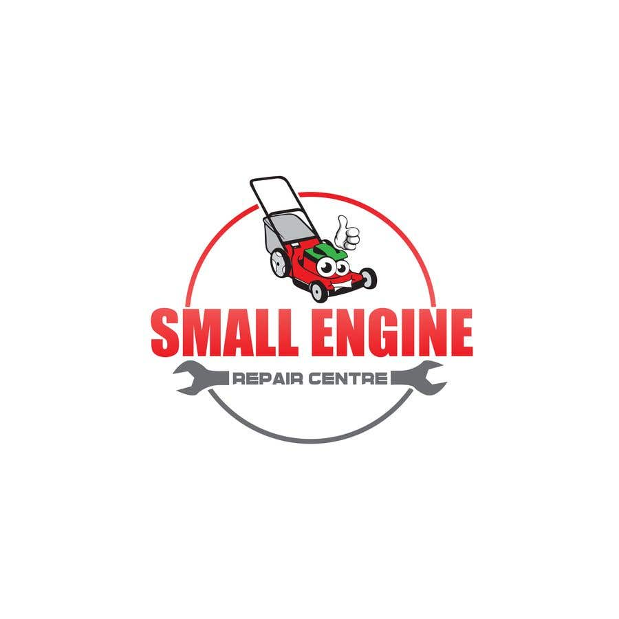 """Contest Entry #134 for Branding for a """"Small Engine Repair Centre"""""""