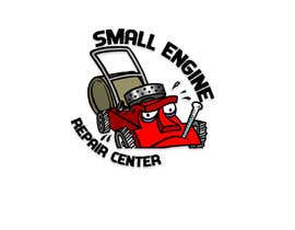 "#98 for Branding for a ""Small Engine Repair Centre"" by deezzee1"