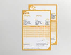 #5 for Design a letterhead and invoice template af lipiakhatun8