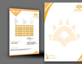 #7 cho Design a letterhead and invoice template bởi nowrinjahan4242