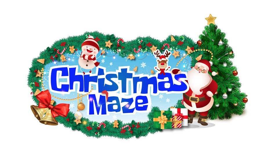 Kilpailutyö #51 kilpailussa Logo for Christmas Sign